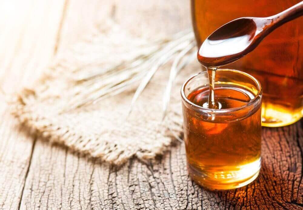μέλι για την ενδυνάμωση των οστών