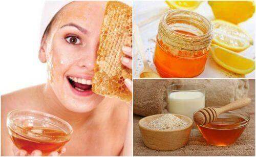 Μειώστε τις ρυτίδες με αυτές τις 5 μάσκες με μέλι