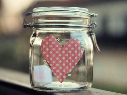 βάζο της ευτυχίας, αγάπη