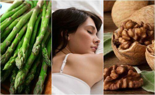 Κοιμηθείτε καλύτερα με 9 τροφές πλούσιες σε μελανίνη