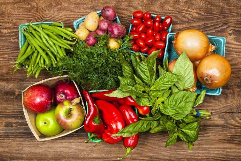 διαφορα λαχανικά
