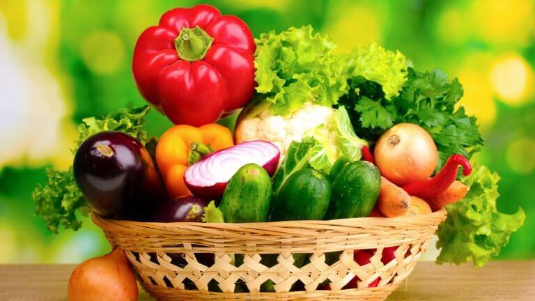 Αντιμετώπιση της καούρας με λαχανικά