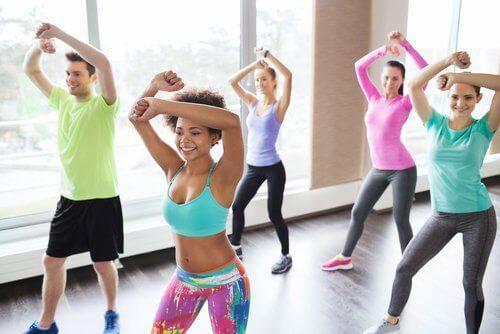 Λόγοι για να μη σταματήσετε ποτέ να χορεύετε