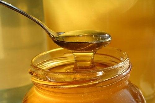 οργανικό μέλι