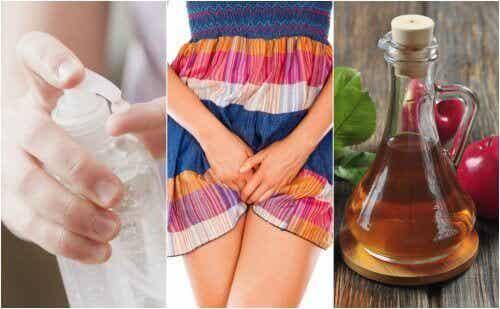 6 βήματα για τη θεραπεία των κολπικών λοιμώξεων