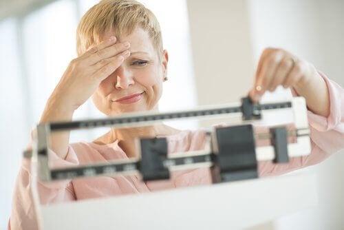 υπερδραστήρια ουροδόχο κύστη - βάρος