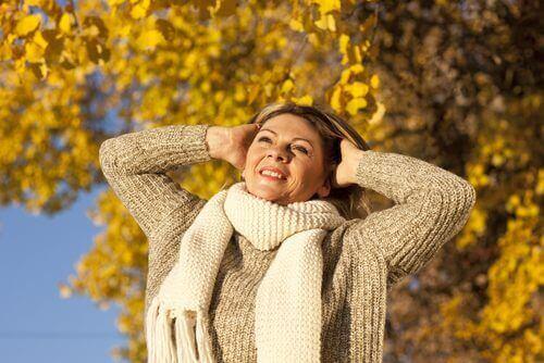 Συμβουλές για να μια ευτυχισμένη, υγιή εμμηνόπαυση