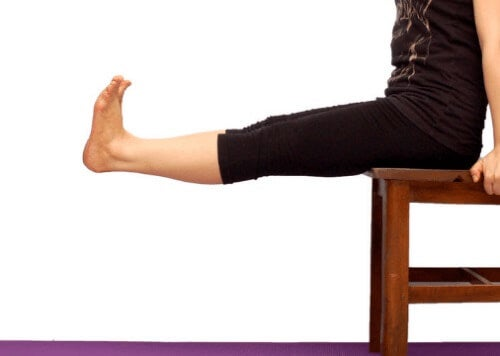 ασκήσεις εκγύμνασης των ποδιών