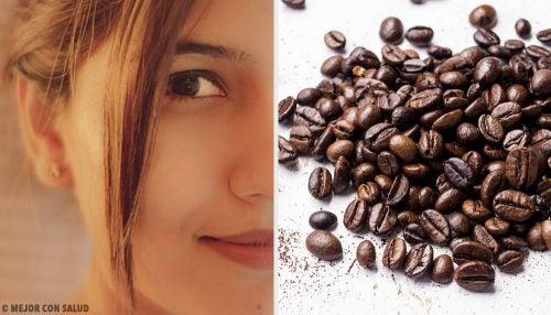 5 μάσκες προσώπου με καφέ για πιο σφριγηλό δέρμα