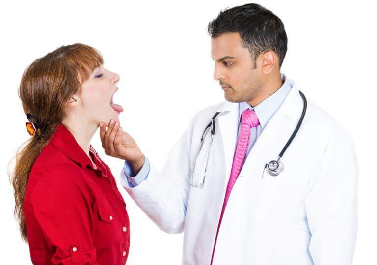 συμπτώματα του καρκίνου της γλώσσας