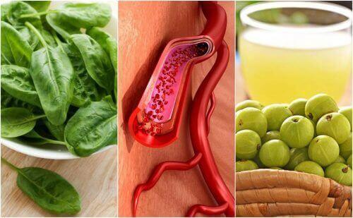 Αύξηση του αριθμού των αιμοπεταλίων με 7 τρόφιμα