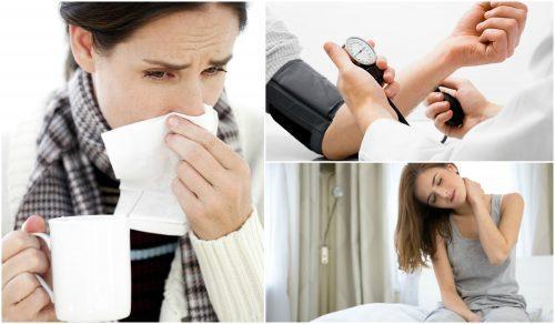 11 συμπτώματα που δείχνουν ανεπάρκεια σε βιταμίνη D