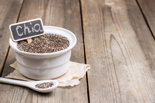3 βήματα για ένα υγιές παχύ έντερο, chia