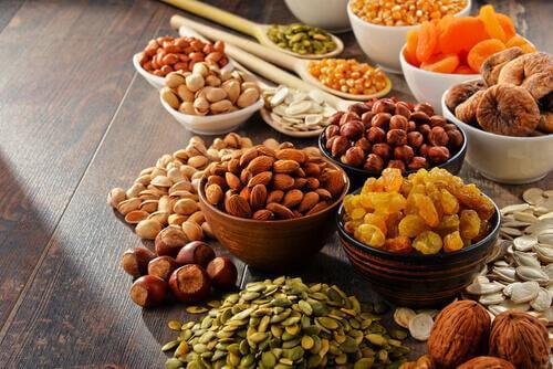 3 βήματα για ένα υγιές παχύ έντερο, μη επεξεργασμένες τροφές