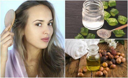5 φυσικές θεραπείες για την αραίωση των μαλλιών 57d7972c11b