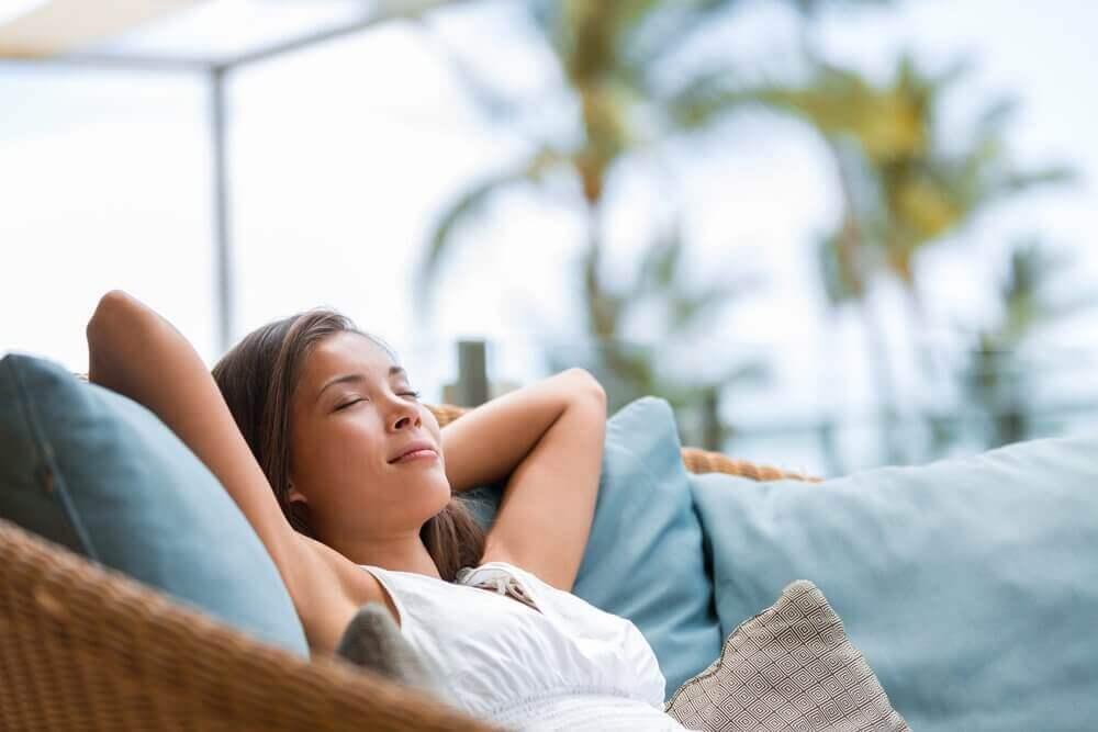 5 υγιεινές συνήθειες για να γίνετε πιο ήρεμοι, χαλάρωση