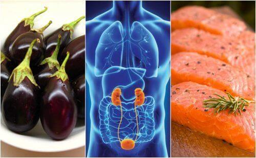 7 τρόφιμα που υποστηρίζουν με φυσικό τρόπο την υγεία των νεφρών