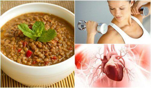 Τα 8 εκπληκτικά οφέλη που προσφέρουν οι φακές στην υγεία!