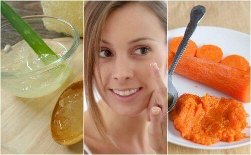 5 σπιτικές μάσκες για να μειωθούν οι ρυτίδες έκφρασης