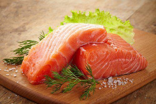 ψάρια, νεφρά- υγεία των νεφρών