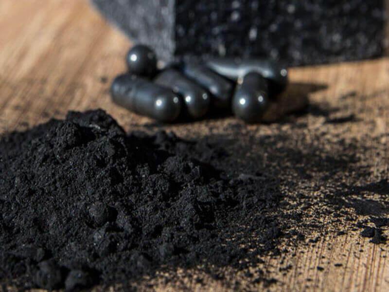 Αφαίρεση της πέτρας, ενεργός άνθρακας