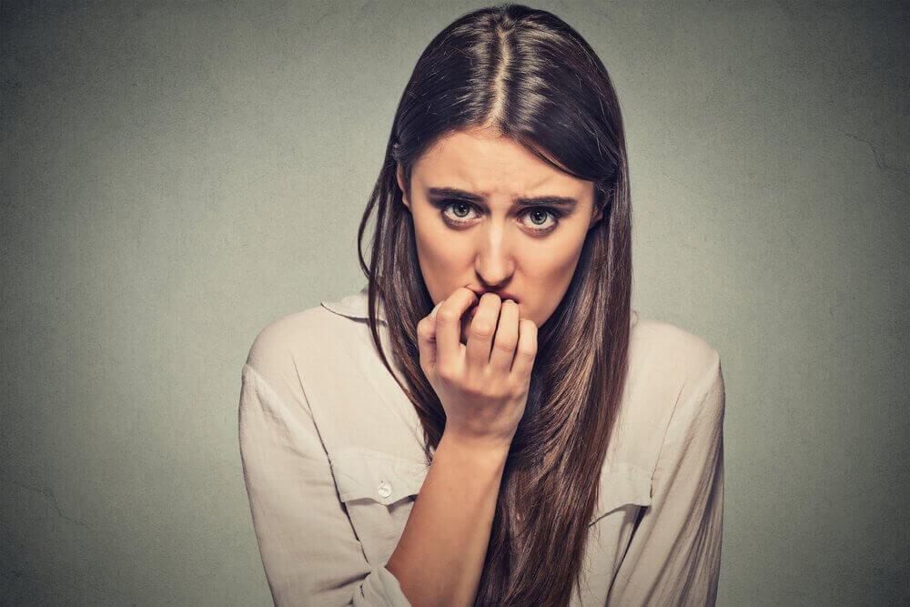 γυναίκα, άγχος- τον έλεγχο του άγχους