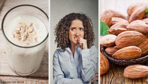 10 τρόφιμα που ηρεμούν το άγχος με φυσικό τρόπο