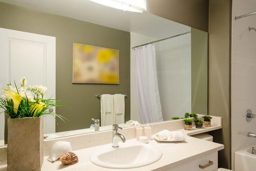 9 υπέροχες ιδέες για τη διακόσμηση του μπάνιου σας