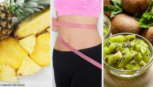 Τέσσερα αποτοξινωτικά ροφήματα για απώλεια βάρους