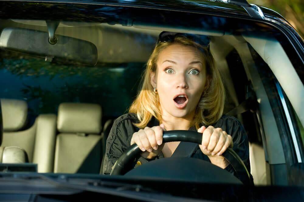 Ο φόβος της οδήγησης, μικρά βήματα