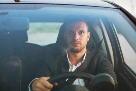 Ο φόβος της οδήγησης, οδήγηση