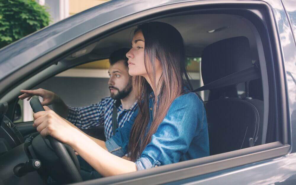 Ο φόβος της οδήγησης, θετικές επιβεβαιώσεις