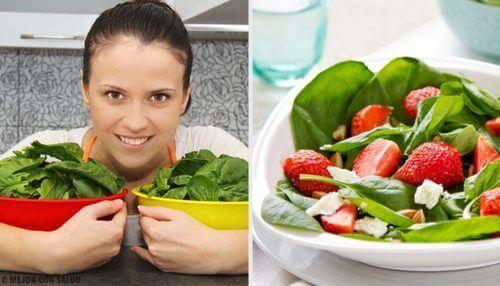 Συνταγές με σπανάκι που πρέπει να συμπεριλάβετε στη διατροφή σας