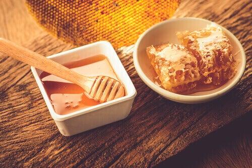 μέλι για την καταπολέμηση της αϋπνίας
