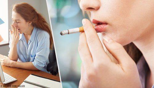6 καθημερινές συνήθειες που είναι εξίσου κακές με το κάπνισμα