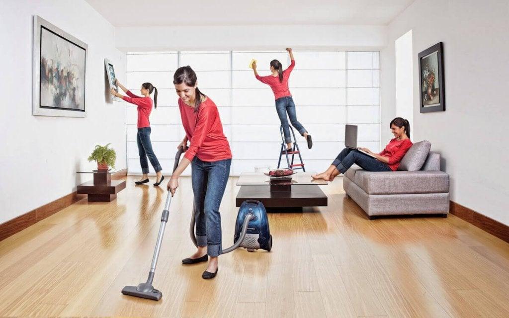10 συμβουλές για ένα καθαρό σπίτι. Δοκιμάστε τες