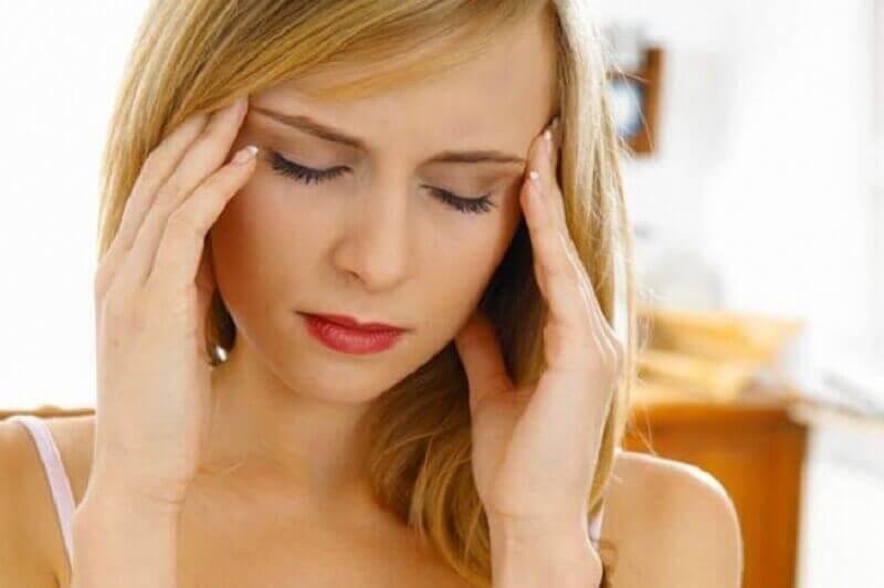 Σημάδια της λευχαιμίας και πονοκέφαλος
