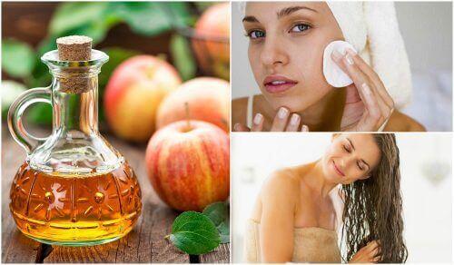 Μυστικά ομορφιάς με μηλόξυδο τα οποία πρέπει να γνωρίζετε