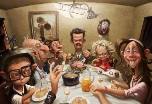 Τοξικές οικογένειες