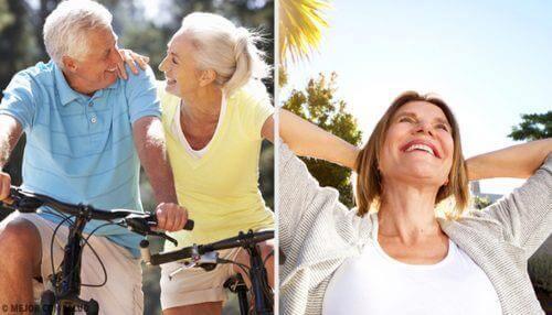 Πώς να μείνετε σε φόρμα μετά τα 50. Δοκιμάστε μερικές ασκήσεις