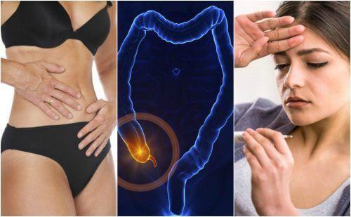 7 συμπτώματα της σκωληκοειδίτιδας που δε θα πρέπει ν' αγνοήσετε