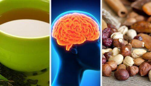Τι να τρώτε για να βελτιώσετε τη μνήμη σας και να διεγείρετε τον εγκέφαλο