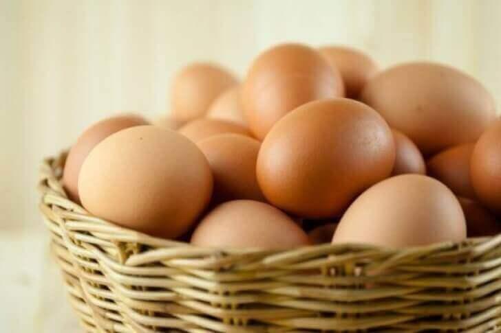 ενισχύσετε το κυκλοφορικό με αβγα