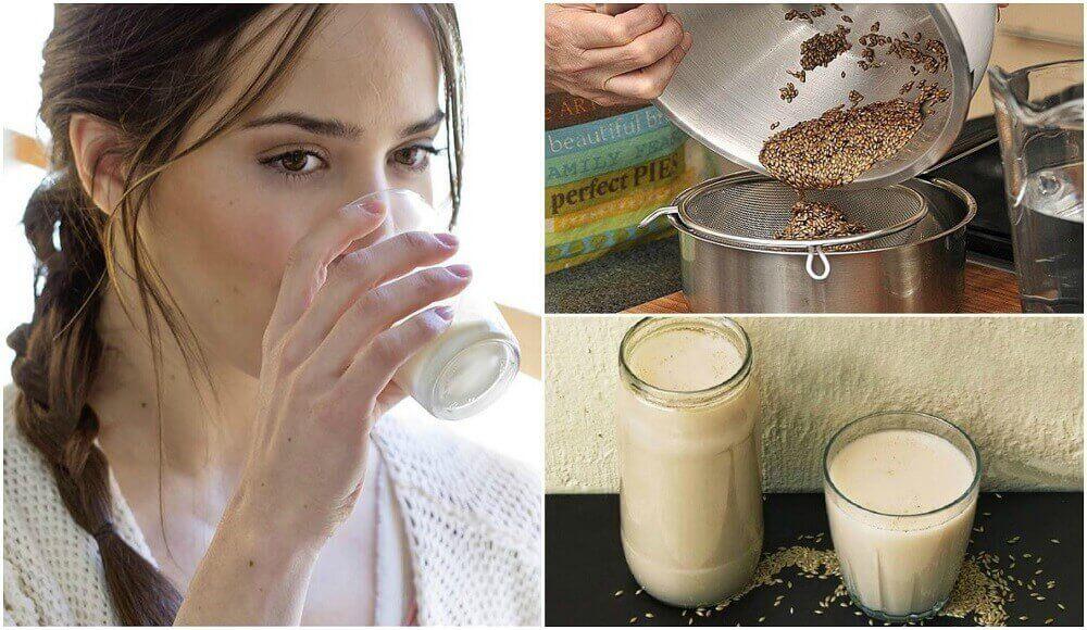 Τι είναι το γάλα από καναρόσπορο και πώς θα το φτιάξετε