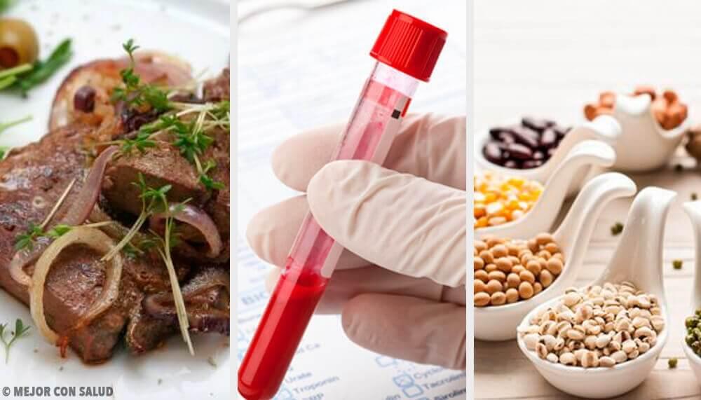 5 τροφές για να ενισχύσετε το κυκλοφορικό και τον οργανισμό