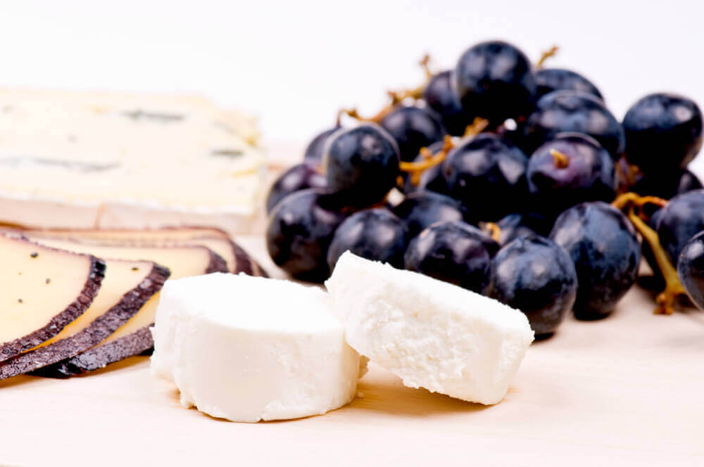υγιεινές ποικιλίες τυριών