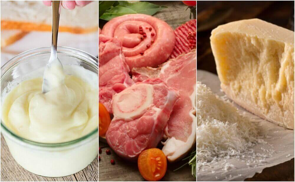 6 τροφές που εκτοξεύουν την κακή χοληστερόλη