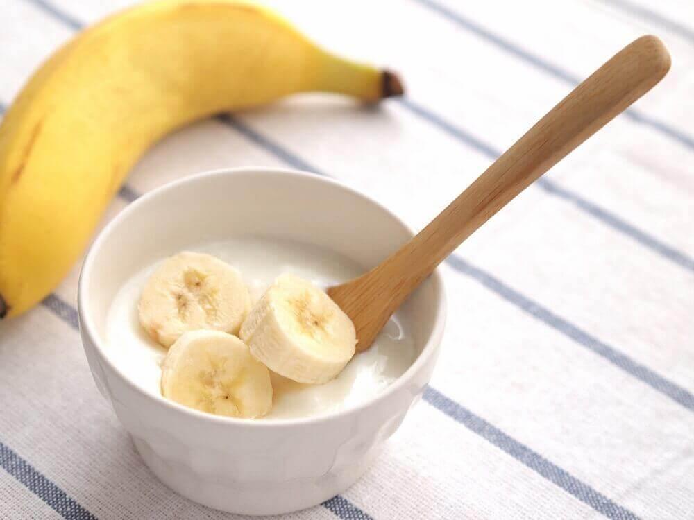 θεραπείες για την ψωρίαση- μπανανα