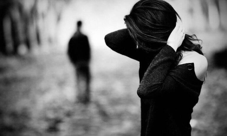 γυναίκα, σχέση από φόβο ή ενοχή