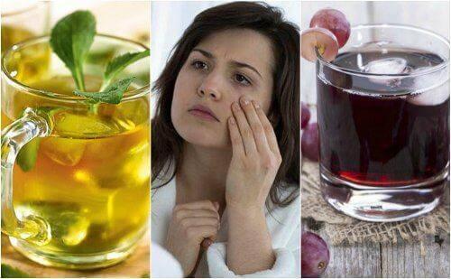 Δοκιμάστε αυτά τα 5 υγιεινά ροφήματα για να αντιμετωπίσετε την αναιμία